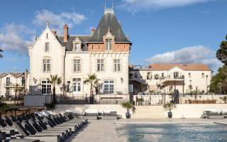 Château St Pierre de Serjac