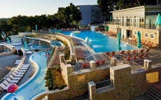 Family Hotel Vespera, Lošinj, Croatia