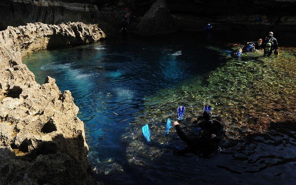 Gozo Diving site