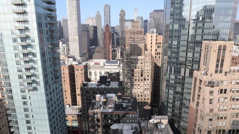 Hotels in dense city centers like Manhattan face a long road to recovery.