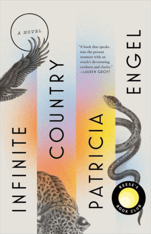 infinite country book cover