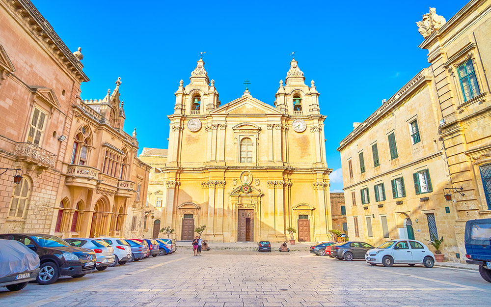 Mdina Cathedral and Museum