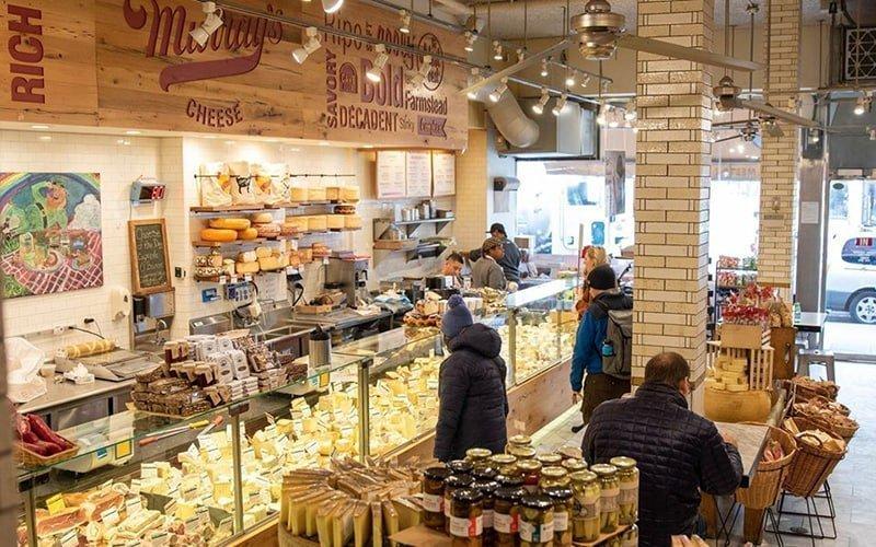 murrays cheese, new york