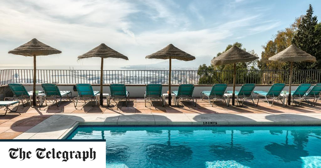 The best luxury hotels in Malaga, from elegant paradors to sleek urban retreats with rooftop pools