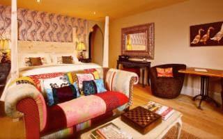 Randy Pike hotel, Lake District