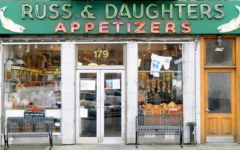 russ & daughters, new york