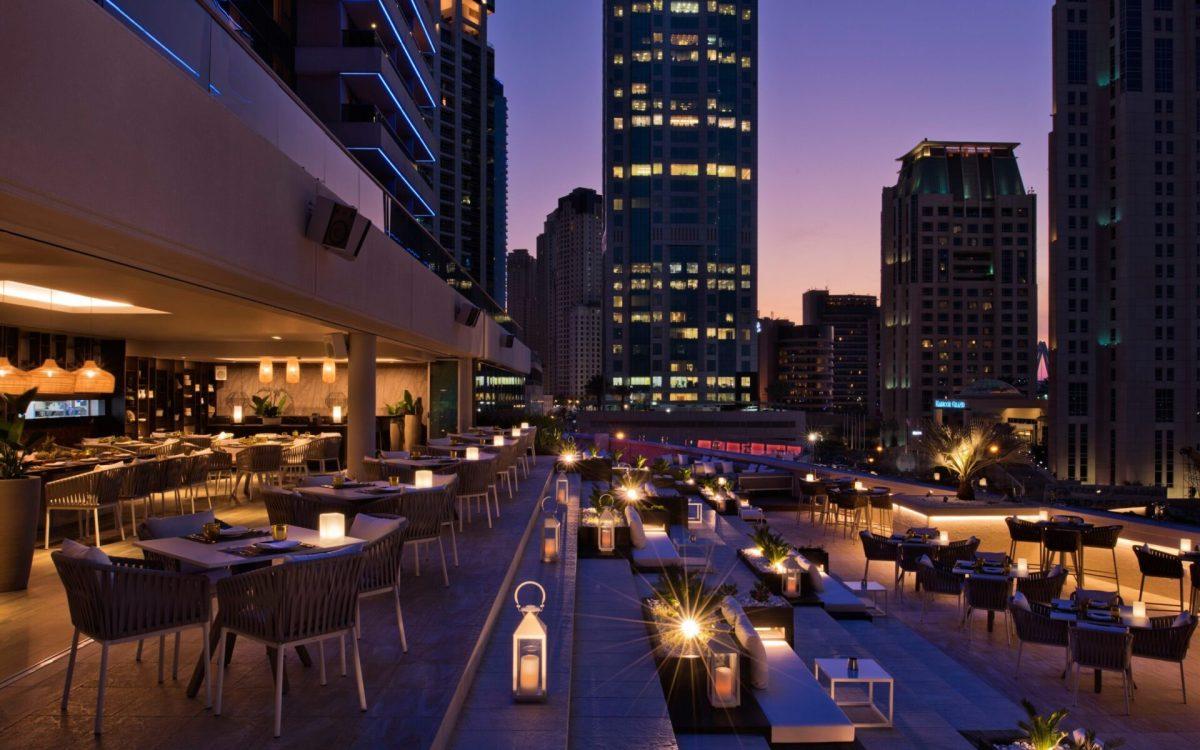 Siddharta Lounge by Buddha-Bar, Dubai