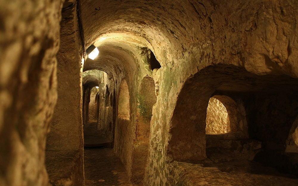St Paul's Catacombs