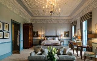 The Royal Crescent Hotel, Bath, UK