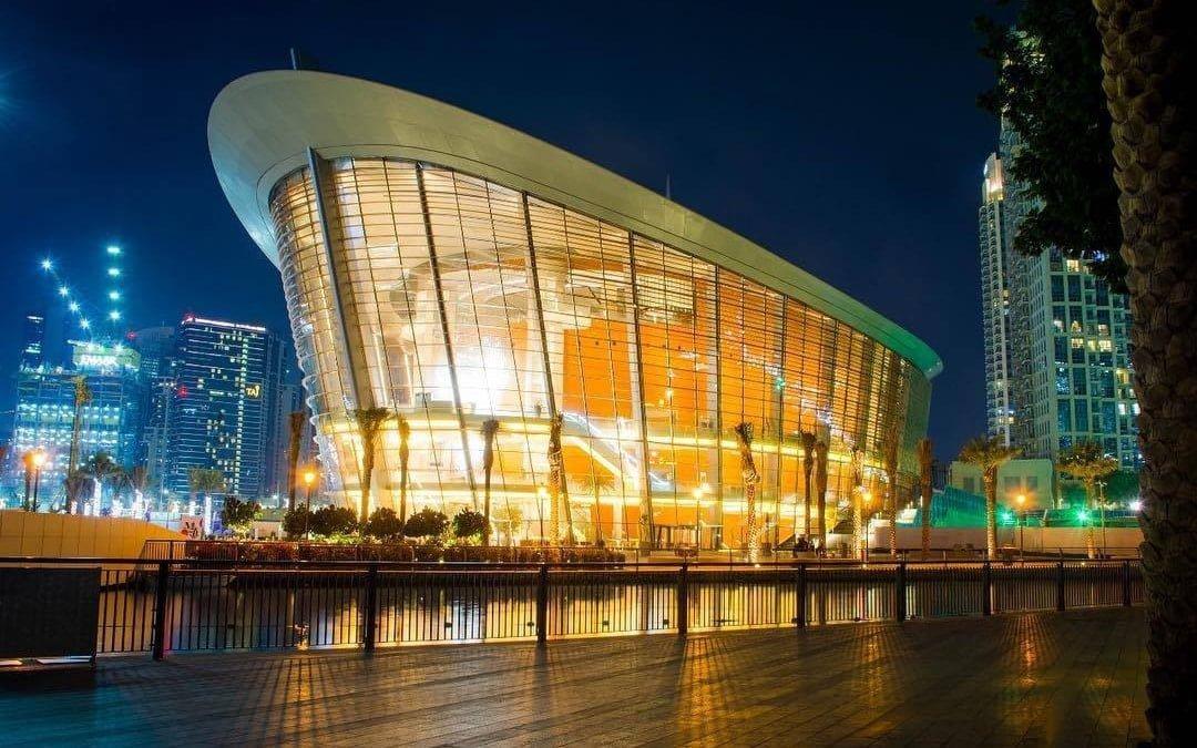 Dubai Opera, UAE
