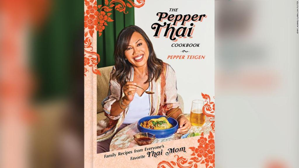 Chrissy Teigen's mom Pepper talks cooking, family and why she has to eat Thai food daily