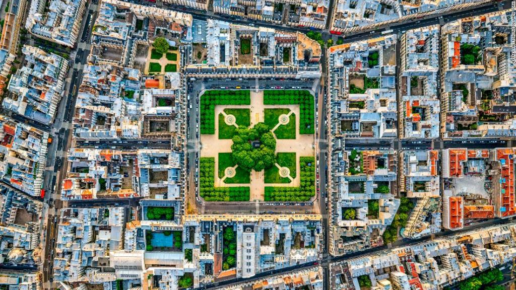 Paris like you've probably never seen it before
