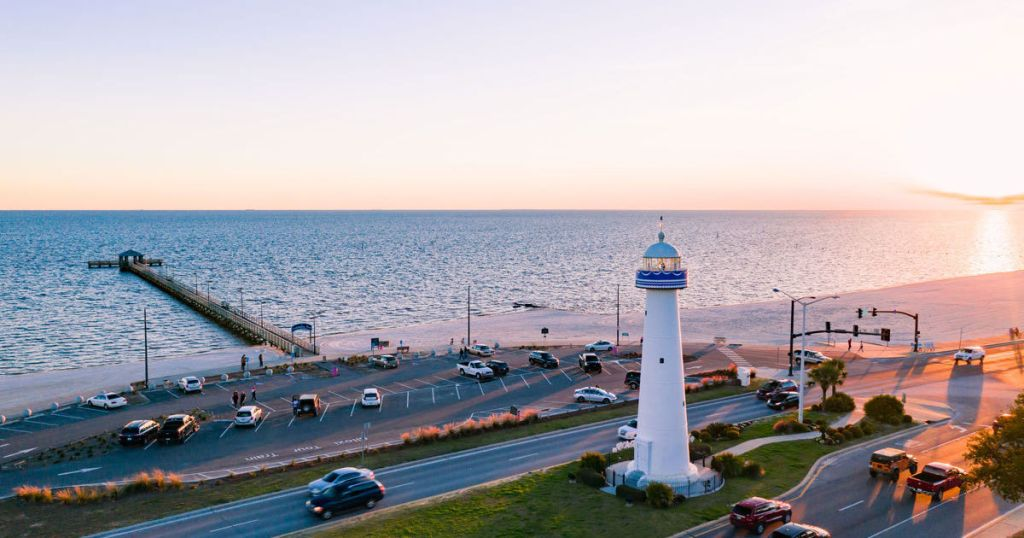 6 road trips stops along the underrated Gulf Coast