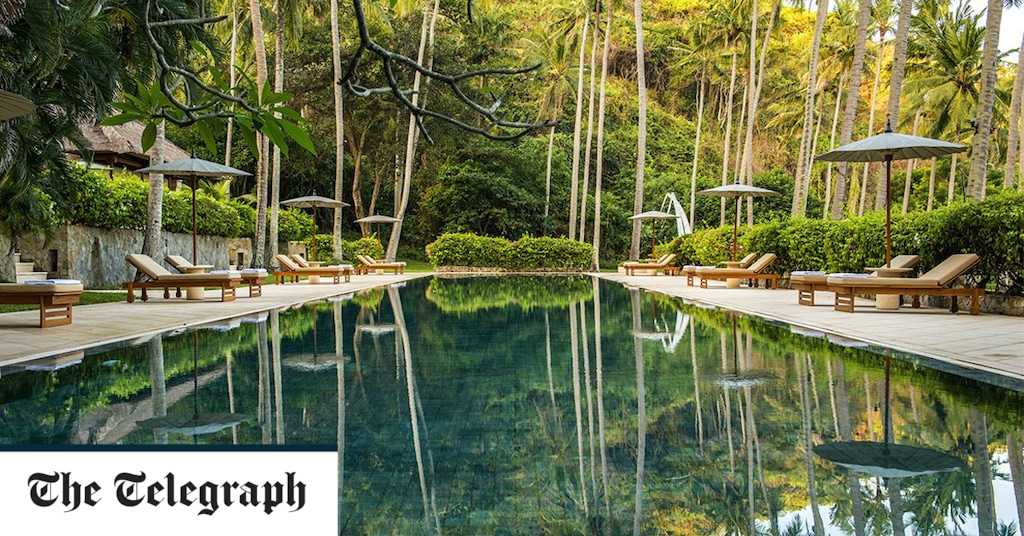 The best Bali resorts, including multi-tiered infinity pools, tropical gardens and private beaches