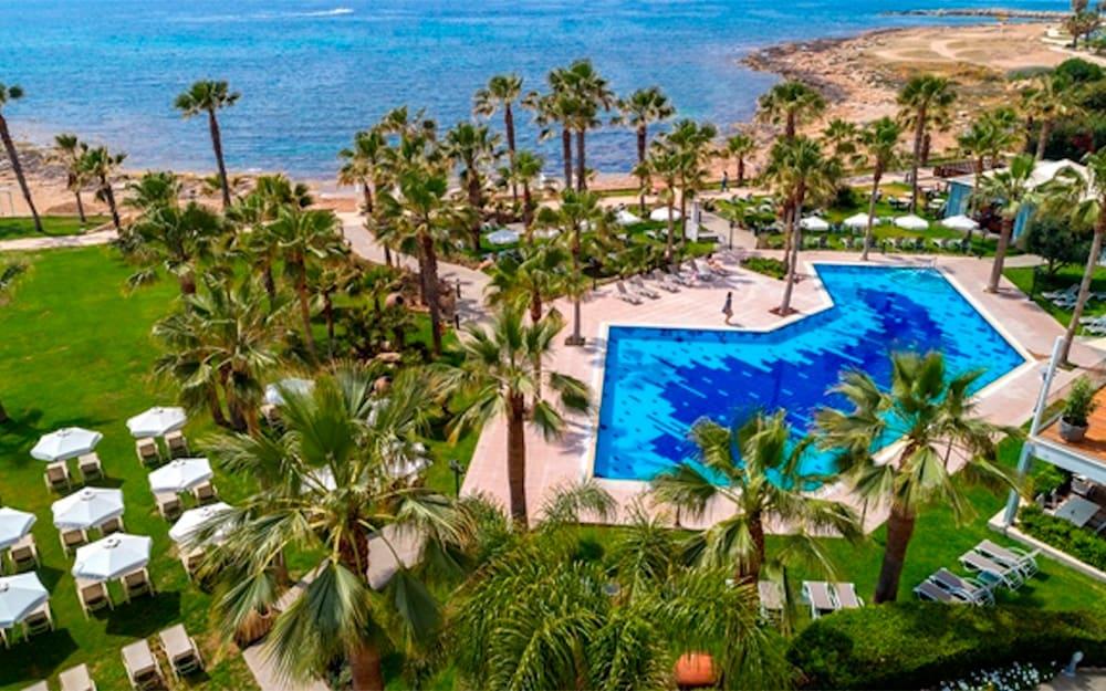 Aquamare Beach Hotel & Spa, Paphos