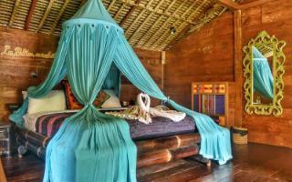 Bali Bohemia Huts, Ubud