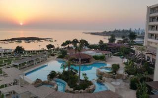 Capo Bay Hotel, Cyprus