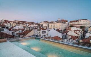 Verride Palácio Santa Catarina, Lisbon