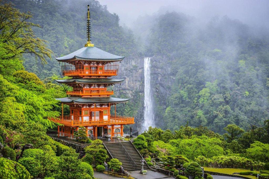 Kumano Kudo, Japan