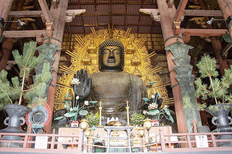 Todai-ji, Japan