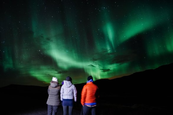 everything about northern lights in Iceland