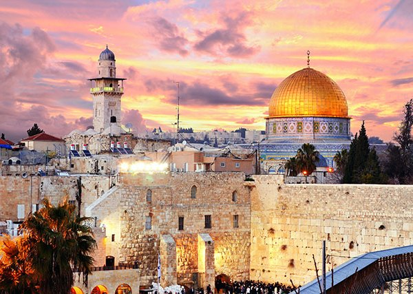 Travel Experiences in Israel
