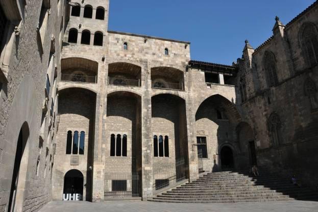 Visiting the Museum in La Rambla & Barri Gòtic: Museu d'Historia de Barcelona