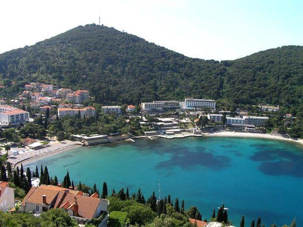 Lapad Bay, Croatia