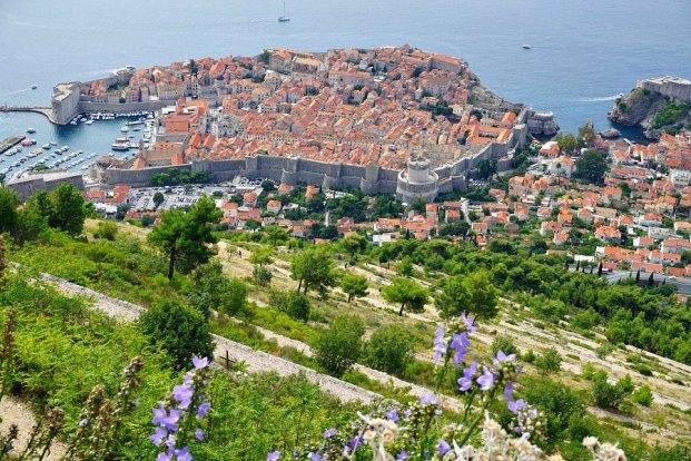 Mount Srd: Travel Dubrovnik Croatia