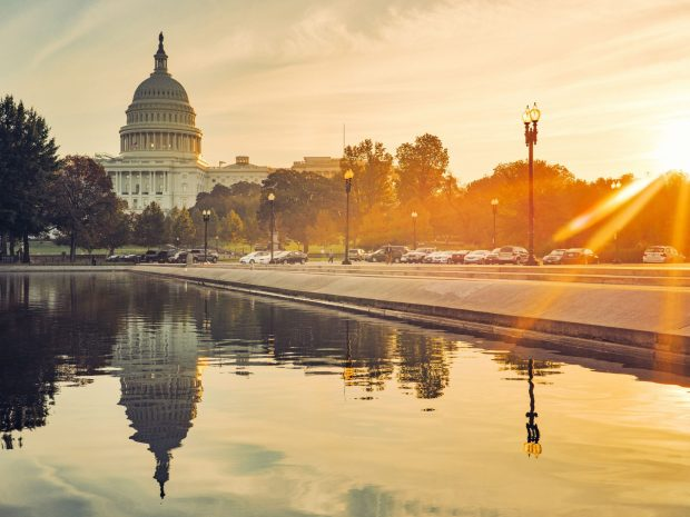 Washington DC, USA: top 10 cities to visit in 2020
