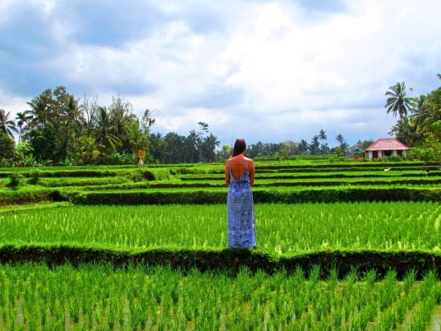 Indonesia solo travel in Asia