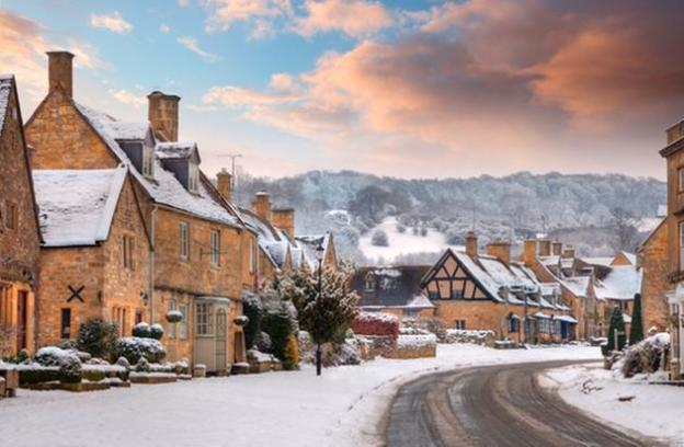 The Cotswolds, United Kingdom travel in december