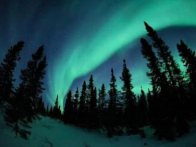 Best places to see Northern lights in Canada