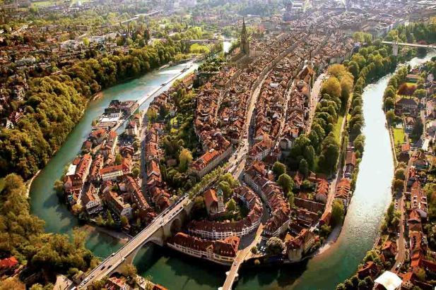 Bern Top 6 Places to Visit in Switzerland