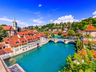 Traveling around the Old Town Best Places to Visit in Bern Switzerland