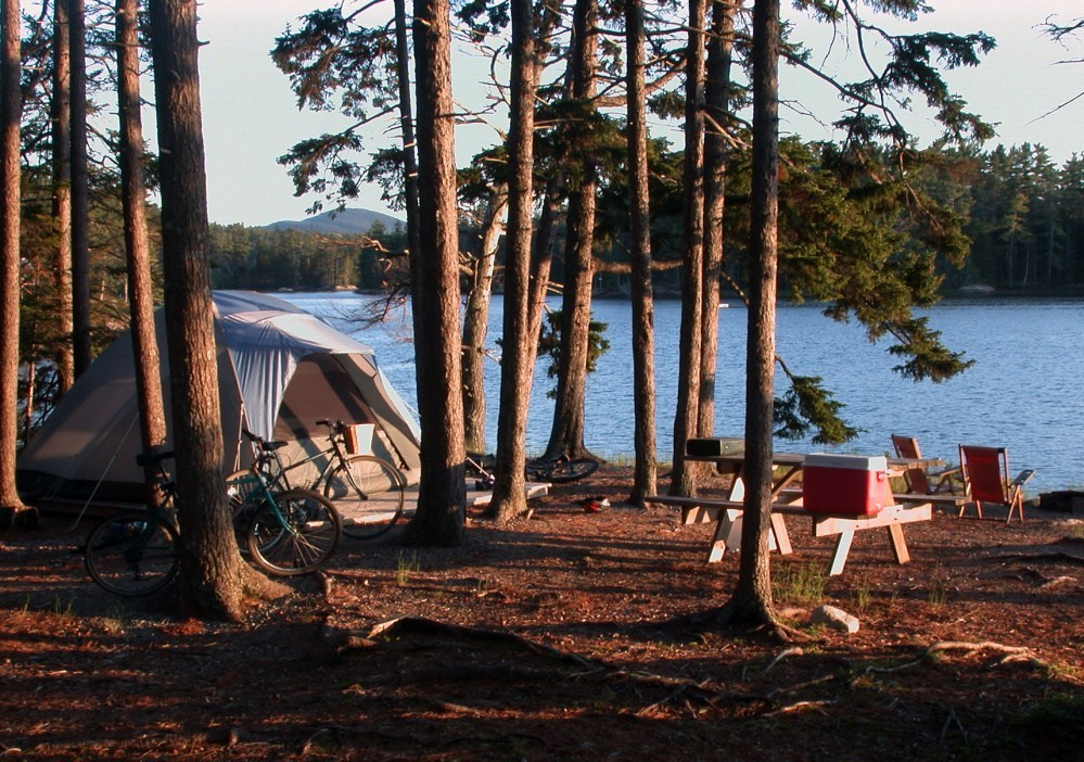 Best Campgrounds in Acadia National Park