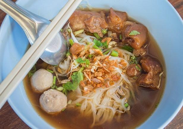 Guay Tiew Reua (Thai Noodle Soup) The Best Thai Food