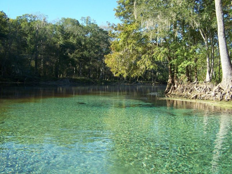 Rum Island, Florida camping