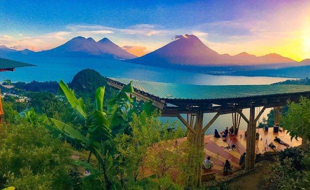 San Marcos, Lake Atitlan Guatemala