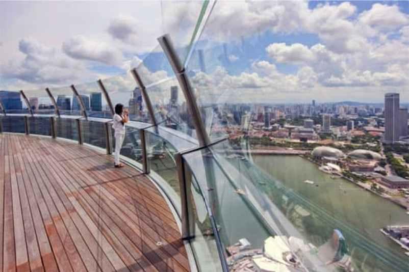 Visit Marina Sands Sky Park Observation Deck