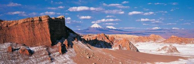 Atacama Desert Weather