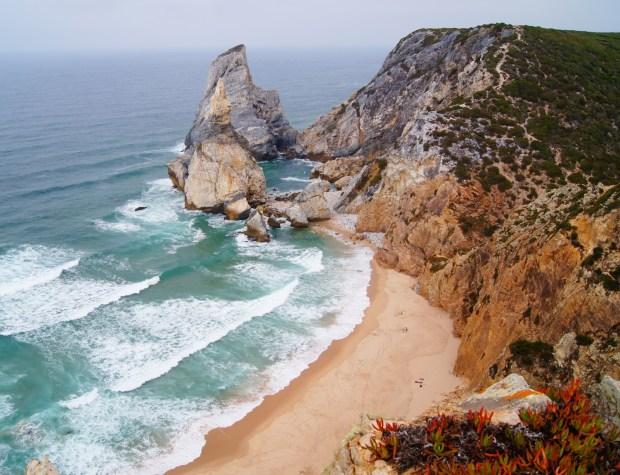Praia de Ursa Sintra Portugal
