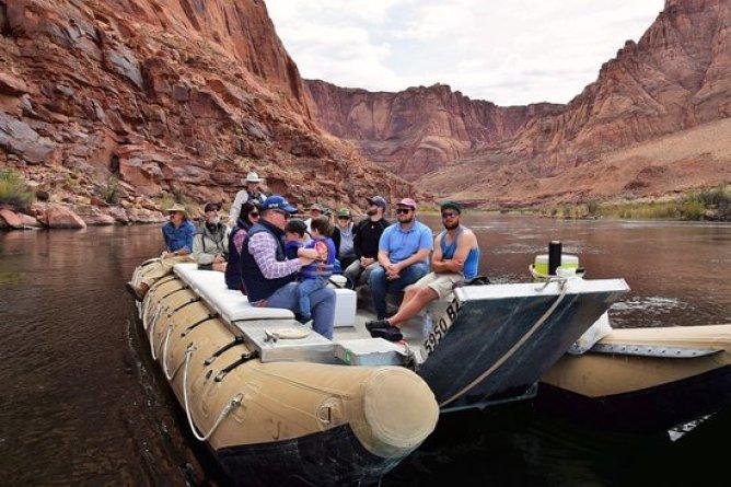Rafting Horse Shoe Bend Arizona