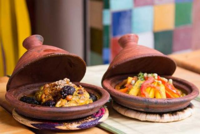 Facts about Morocco food