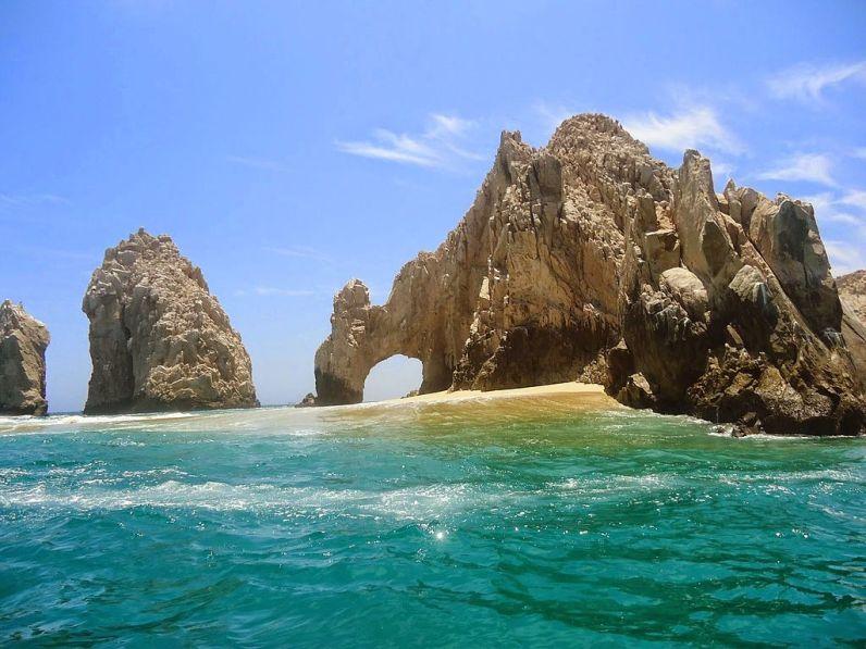 Lover's Beach Cabo San Lucas Beaches