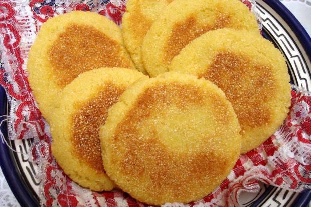 Morocco Breakfast Harcha