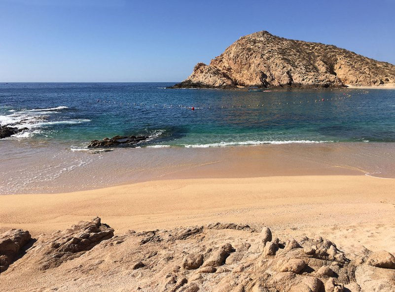 Santa Maria Beach Cabo San Lucas Beaches