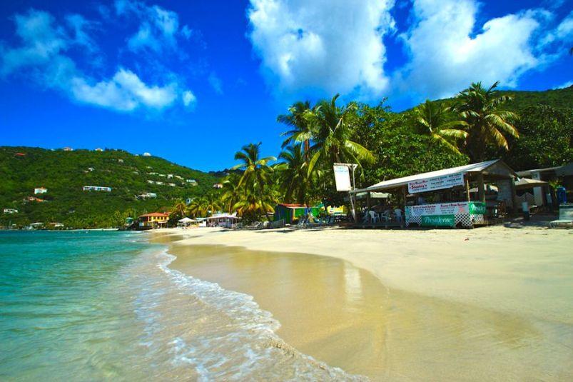 Cane Garden Bay Tortola