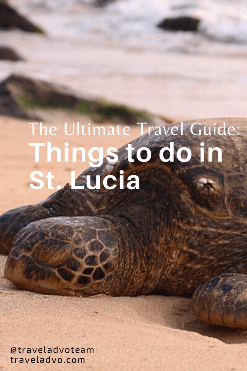 Things to do in St Lucia: The Ultimate Travel Guide