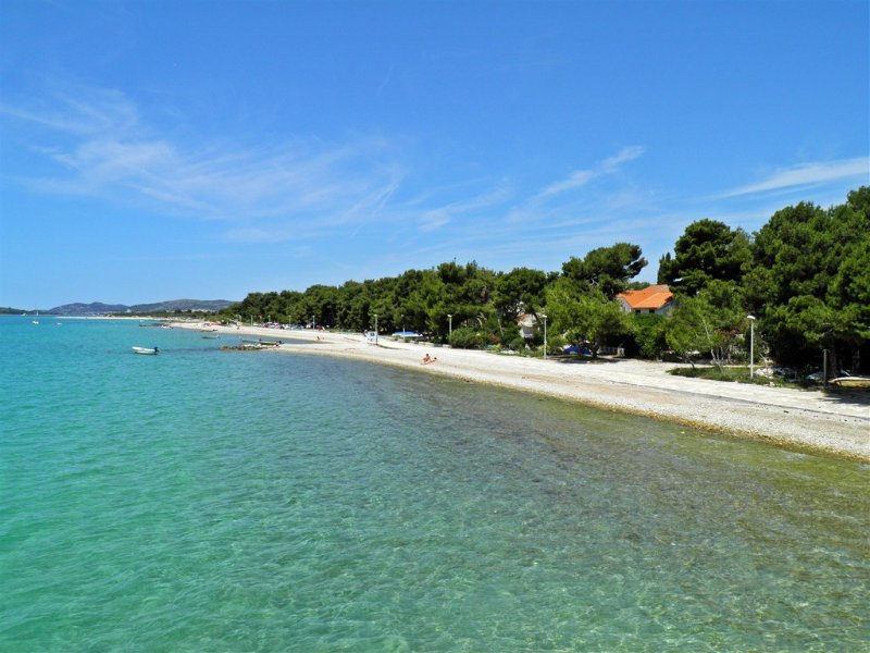 Sibenik Croatia Beaches